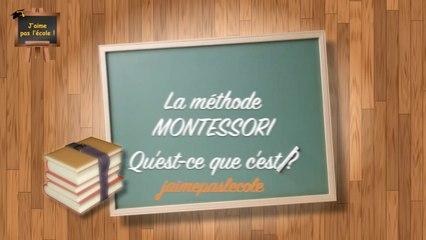 La méthode Montessori : qu'est-ce que c'est ?