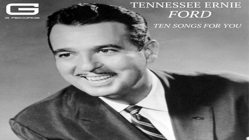 Tennessee Ernie Ford - Dark as a dungeon