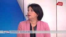 Sylvia Pinel sur les mesures immigration