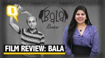 Bala | Review by RJ Stutee Ghosh | The Quint