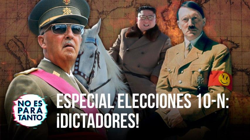 No Es Para Tanto T2x04: Repaso a las dictaduras más bestias