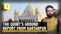 Kartarpur Corridor Inauguration: The Quint Goes to the Ground for This Historic Day