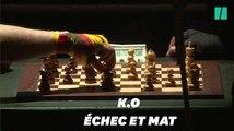 Le chessboxing a droit à sa première compétition en France