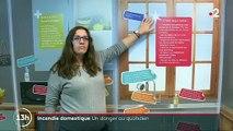 Incendies domestiques: Une agence immobilière de l'Oise forme ses locataires lors d'ateliers de prévention - VIDEO