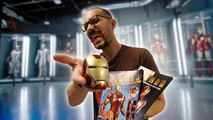 Unboxing y montaje Iron Man Mark III colección Altaya