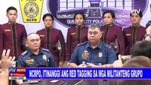 NCRPO, itinanggi ang red tagging sa mga militanteng grupo