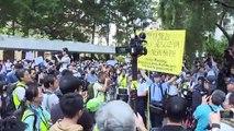 Morte de estudante provoca novos protestos em Hong Kong