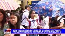Panukalang pagbabalik ng GMRC sa mga paaralan, lusot na sa House committee