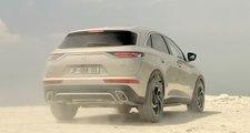 VÍDEO: DS 7 Crossback E-TENSE 4x4, con Jean-Éric Vergne por el desierto