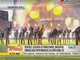 Beyonce, Coldplay at Bruno Mars, makapigil-hininga ang performances sa Super Bowl 50