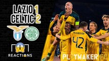 "Reactions | Lazio 1-2 Celtic: ""Forrest is the man for Europe"""