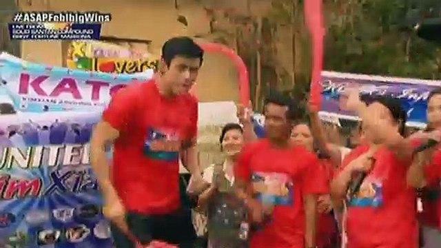 Liza, Enrique, Piolo and Toni sing Mr. Kupido on ASAP Karaokey Kapamilya