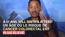 Will Smith : sa coloscopie lui a évité le cancer !