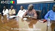 """Bataille de Dékheulé : """"Lat Dior a été achevé par Socé Sow"""" (Pr. Mbaye Thiam)"""