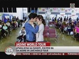 Otwolistas sa Europe, excited na sa Jadine In Love World Tour