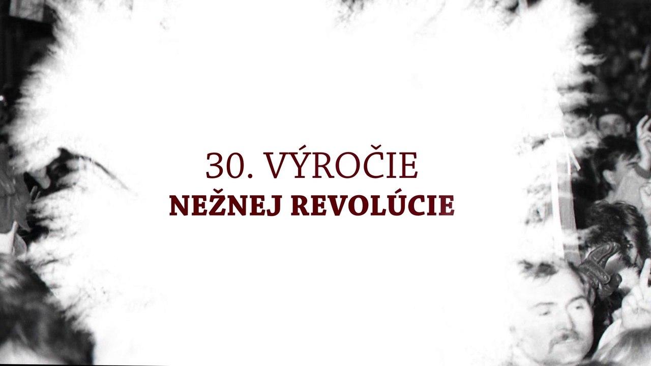 OSOBNOSTI NEŽNEJ REVOLÚCIE - Definícia Nežnej revolúcie