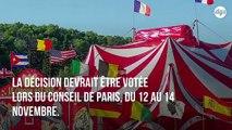 La ville de Paris veut mettre un terme à l'exploitation d'animaux sauvages dans les cirques