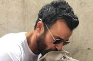 Justin Theroux covers dog adoption fees