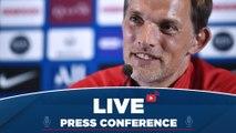 Replay: Conférence de presse de Thomas Tuchel avant Stade Brestois - Paris Saint-Germain