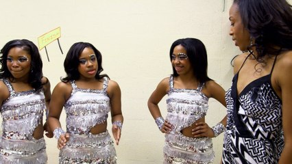 Bring It!: The Dancing Dolls Trio Is Nervous