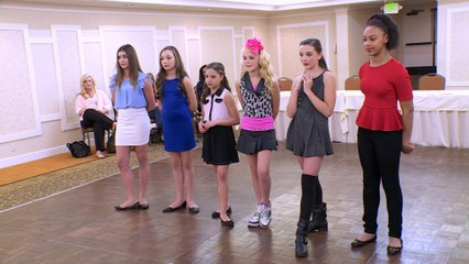 Dance Moms: The ALDC Girls Attend an Acting Workshop