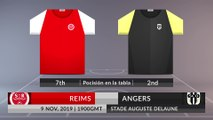 Match Preview: Reims vs Angers on 09/11/2019