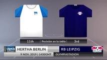 Match Preview: Hertha Berlin vs RB Leipzig on 09/11/2019