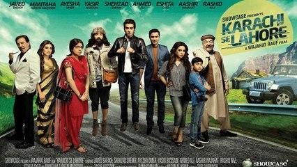 Karachi Se Lahore 2015   Full HD Movie   Yasir Hussain   Ayesha Omer   Pakistani Movie