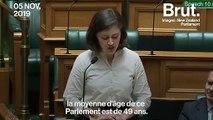 """Ok boomer !"" : la réponse cinglante de Chlöe Swarbrick en plein Parlement néo-zélandais"