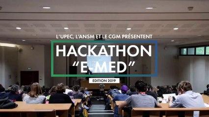 """Hackathon """"E-MED"""""""