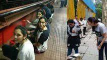 Nita Ambani's daughter-in-law Shloka Mehta panting railway sation go viral | FilmiBeat