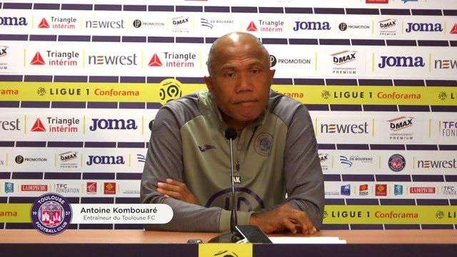 """""""J'attends une révolte"""", Antoine Kombouaré avant Montpellier/TFC"""