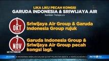 Sriwijaya Air & Garuda Indonesia Pecah Kongsi