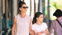 So nah stehen sich Katie Holmes und Tochter Suri