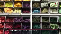 Made in France : des baskets en laine recyclée qui font travailler des entreprises locales