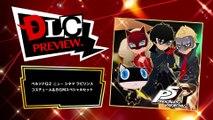 Persona 5 Royal - DLC Persona Q2 (costumes et musiques)
