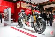 Ducati Streetfighter V4 : l'hyper roadster à l'EICMA 2019
