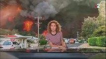 Australie : de violents incendies ravagent la côte Est