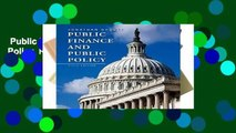 Public Finance and Public Policy  Review