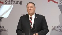 Pompeo criticizes Russia and China but says NATO must change