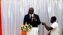 Allocution du Ministre d'Etat, ministre de Défense Hamed Bakayoko lors de la rentrée officielle de l'Université de l'Université Jean Lorougnon Guédé de Daloa