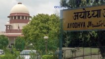 Ayodhya Case verdict will be announced tomorrow morning at 10.30 in SC.