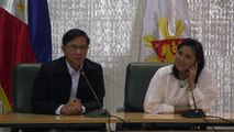 PDEA chief Aquino challenges Robredo to join an anti-drug operation