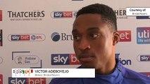 Victor Adeboyejo Ahead Bromley Clash