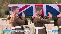 Première Guerre mondiale : un soldat inhumé 102 ans après sa mort
