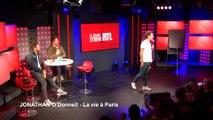 Johnathan O'Donnell - La vie à Paris - Le Grand Studio RTL Humour