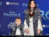 Selena Gomez and Her Younger Sister Were Twinning at 'Frozen 2' Premiere