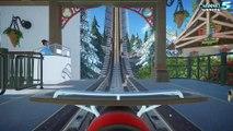 Alpina Race: Dueling Wooden Coasters! Stalk Mountain & Bobsled! Coaster Spotlight 682 #PlanetCoaster