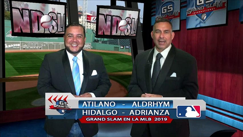 Grand Slam MTV 244 en MLB 2019 Parte 03