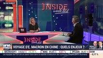 Voyage d'Emmanuel Macron en Chine: quels enjeux ? - 08/11